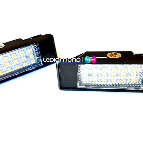 Plafones LED Matrícula MERCEDES-BENZ Vito W447 W639 Viano W639 LMD030217
