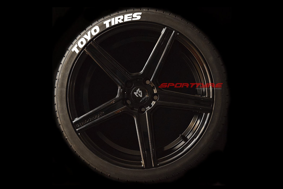 TOYO TIRES SportTyre EVO4 High Performance. Set 4 + 1 Activador