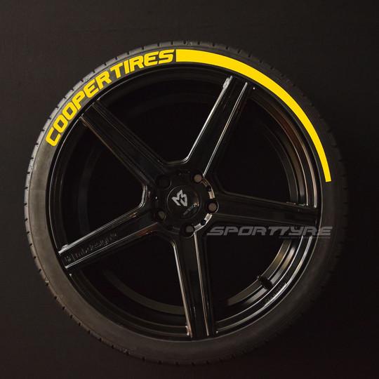 Cooper Tires Amarillo 1 Flecha SportTyre