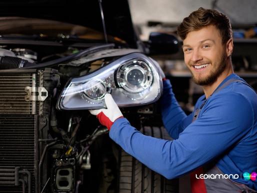 Guía: cómo evitar que se dañe el interior de los faros de tu vehículo. Prevención y consejos claves.