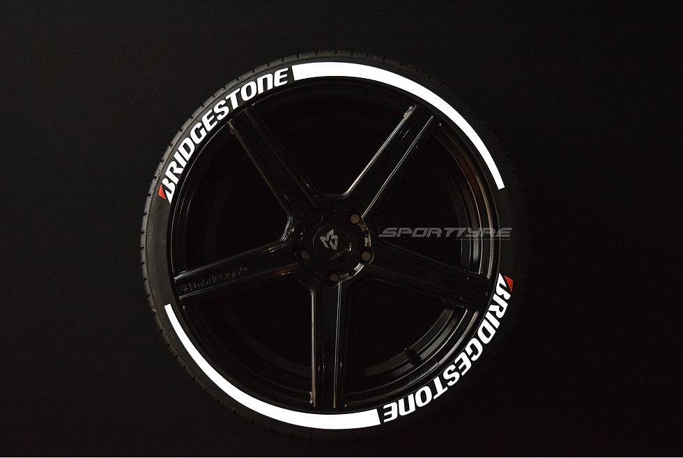 BRIDGESTONE + ARROW SportTyre EVO4 Top Quality. Set 8 + 2 Activador + 1Limpiador