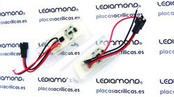PLAFONES MATRICULA LED AUDI A6 C5 RS6 2003 LEDIAMOND LMD030816