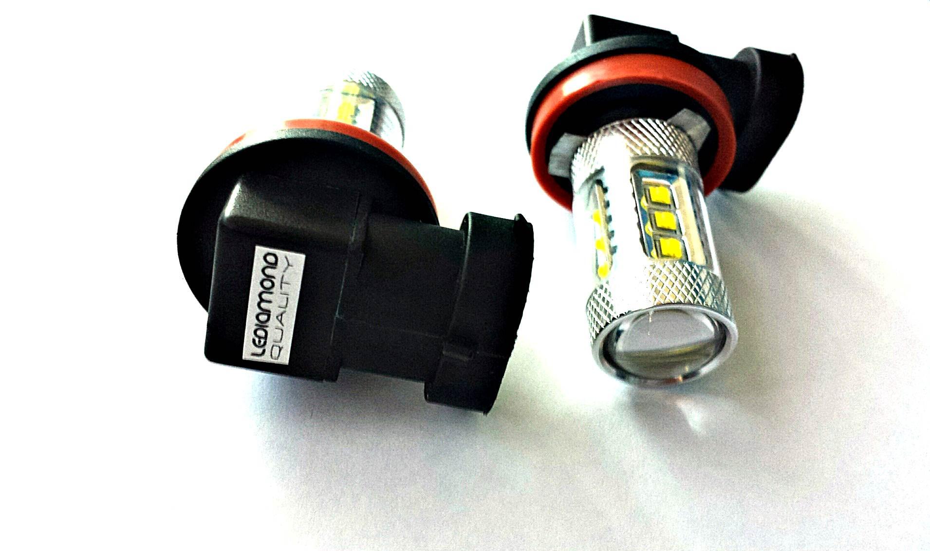 Bombillas LEDIAMOND Antiniebla H11