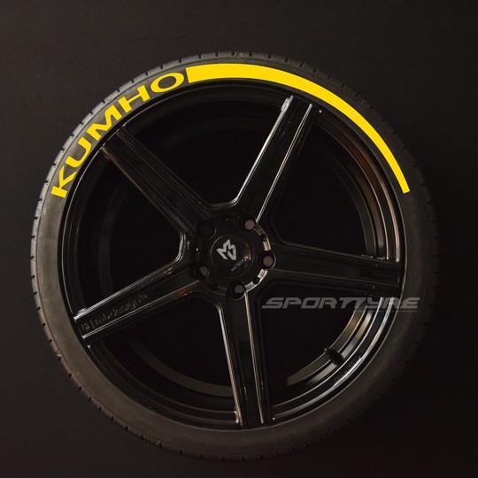 KUMHO amarillo 1 Flecha SportTyre EVO4 l