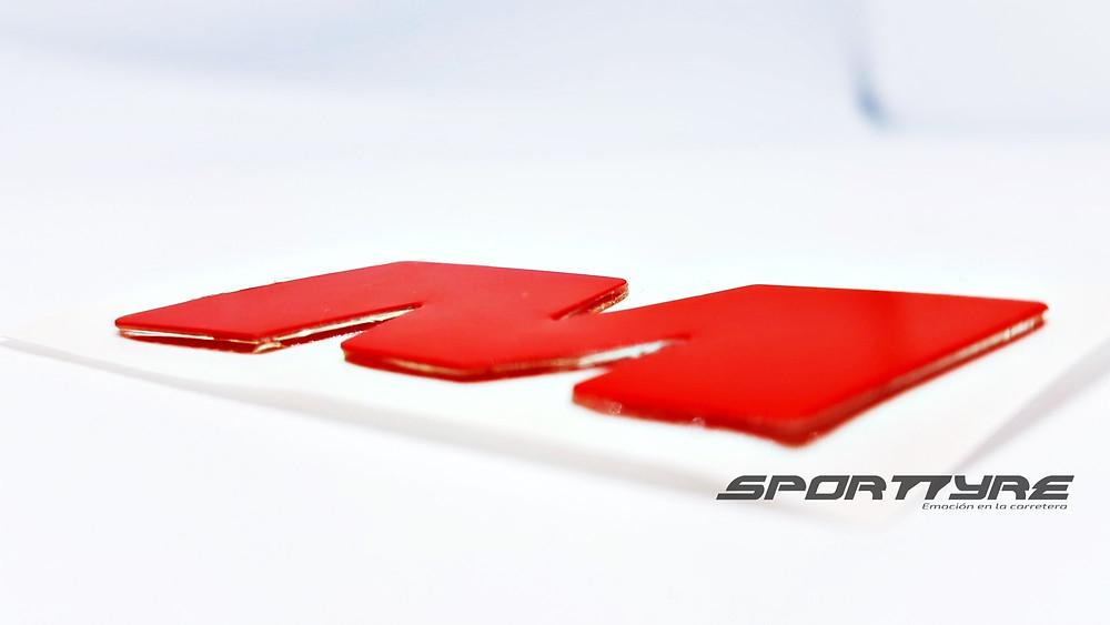 Tire Sticker SportTyre