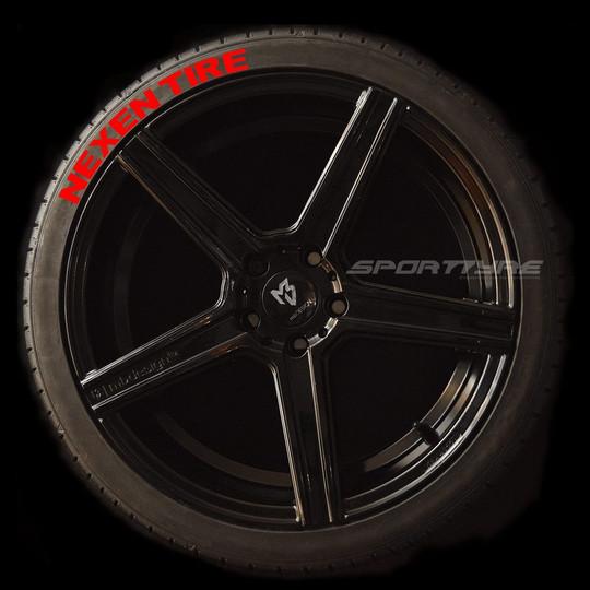 NEXEN TIRE rojo 1 SportTyre EVO4 logo.jp