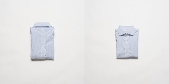 วิธีพับเสื้อสูท ใส่กระเป๋าเดินทาง