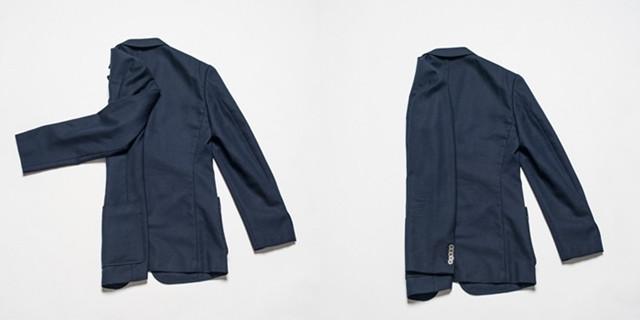 วิธีพับสูท เสื้อเชิ้ต กางเกง ใส่กระเป๋าเดินทาง