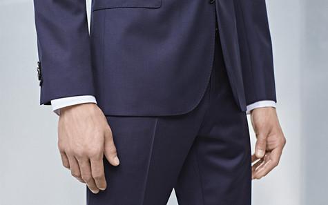 ความยาวแขนเสื้อสูทที่เหมาะสม