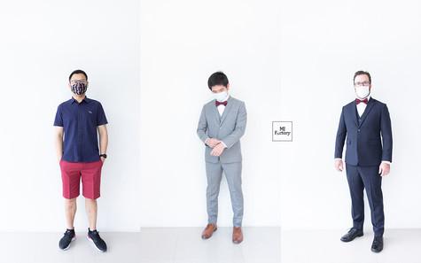 ตัดเสื้อผ้าตัวใหม่ ในยุค New normal