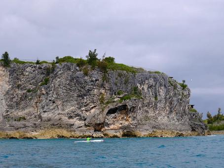 Paddling Bermuda