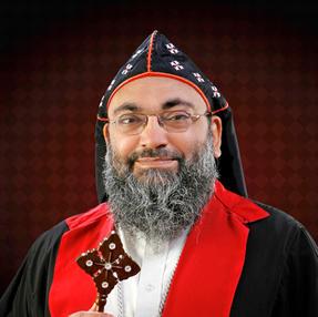 Rt. Rev. Dr. Euyakim Mar Coorilos Suffragan Metropolitan