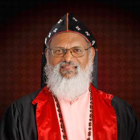 His Grace The Most. Rev. Dr. Theodosius Mar Thoma Metropolitan