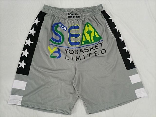Special edition MLK FREEDOM SHORTS