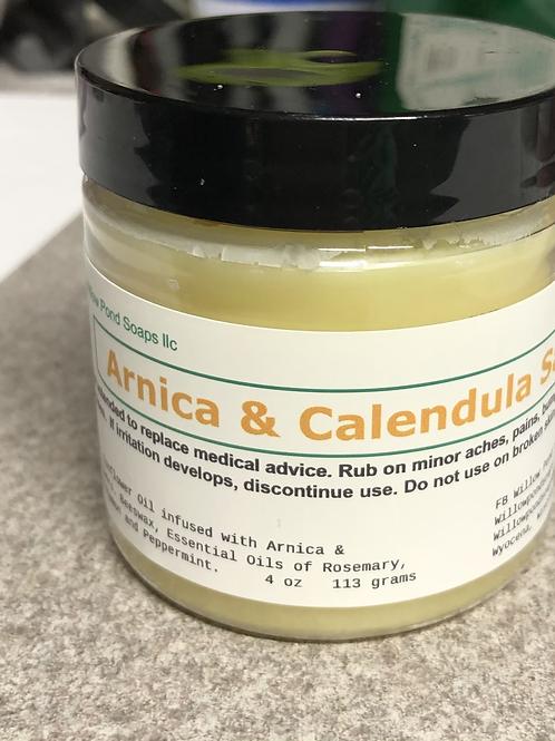 Arnica & Calendula Salve