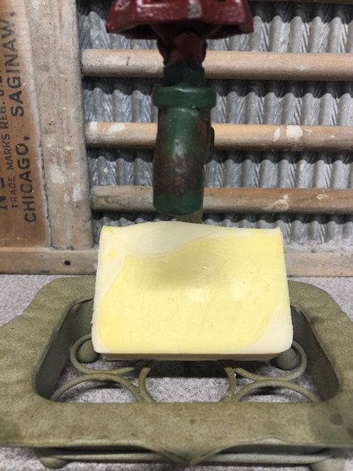 Lemon Creme Soap