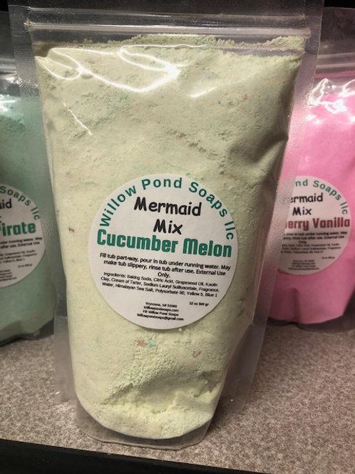 Cucumber Melon (Green) Mermaid Mix