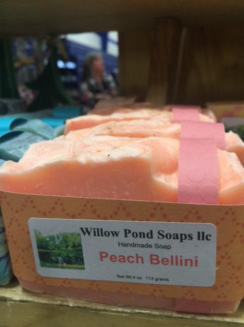 Peach Bellini Soap