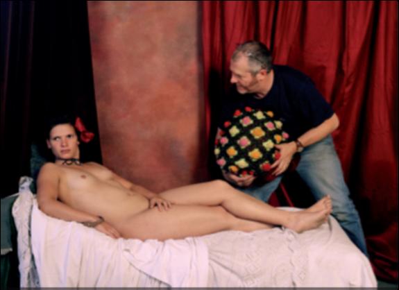 L'Olympia, 2009, tirage lambda sous diasec, 120 x 175 cm  © Stéphane Lallemand