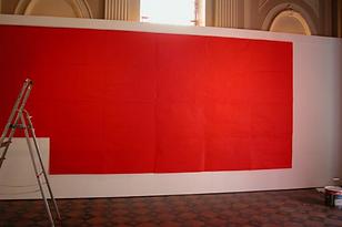 Vue de l'exposition Pascal Poulin