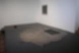billes de plomb au sol