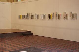 vue de l'exposition Dror Endeweld