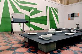 vue de l'exposition Cécile Meynier
