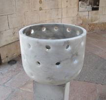 sclupture de Jeanluc Hattemer