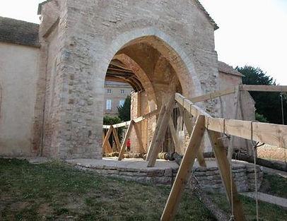 Installation de Wil Menter à l'Eglise de Cortiambles