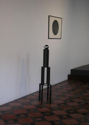 vue de l'exposition Vladimir Skoda