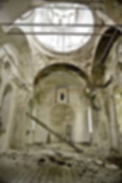 Photo ©Jean-Pierre LOUBAT,  Chapelle Karies,  Mont Athos, Grèce.
