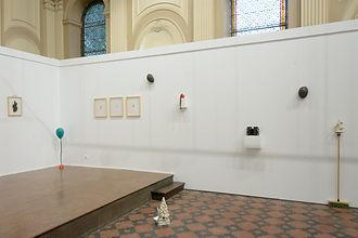 Vue de l'exposition. Photo JL Bari 002.jpg