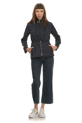 Roberta Biagi blue all-time jacket