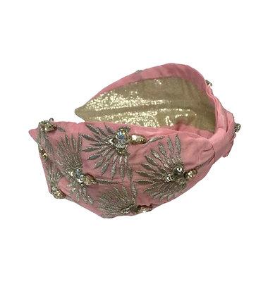 Namjosh pink handmade headband