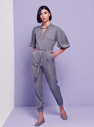 NEMA grey jumpsuit