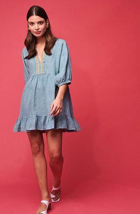NEMA Salome mint dress 2061