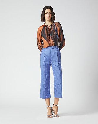 Manilla Grace blue trousers P134