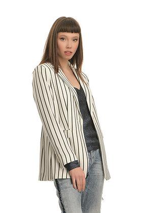 Twenty-29 blazer with stripes