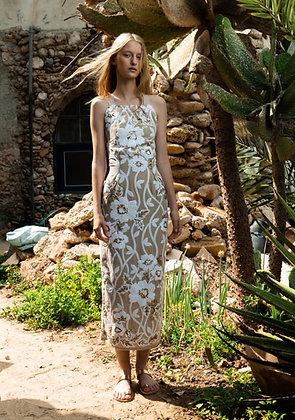 Sabina Musayev Lainey long dress
