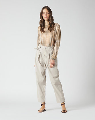 Manilla Grace pleated trousers P279