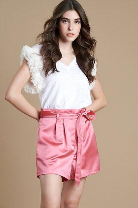 Avant Garde ecru blouse with sleeve detail S21762
