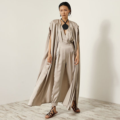 Access long floating kimono 9005156