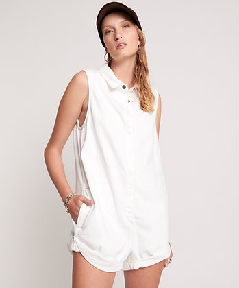 One Teaspoon White jumpsuit Oneteaspoon 23790