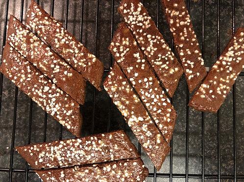 Chokladsnittar (Chocolate cookies)