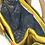 Thumbnail: Sac-cabas isotherme en raphia tressé multicolore