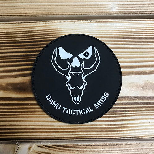 Patch PVC Noir