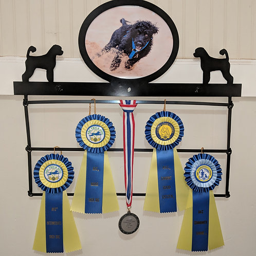 Customizable Picture-Award Rack (Expandable)
