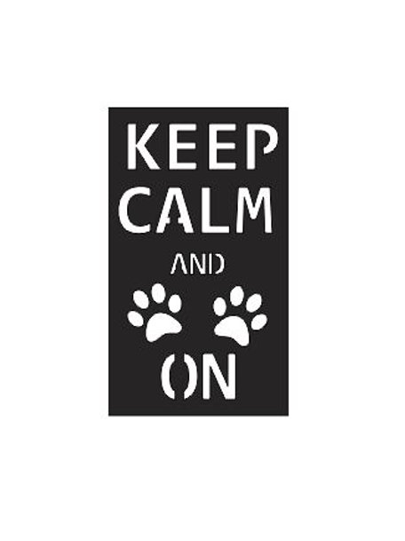 Keep Calm and Bark On