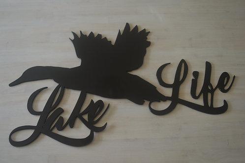 Lake Life--Duck