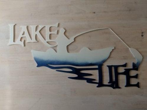 LakeLife w/Fisherman